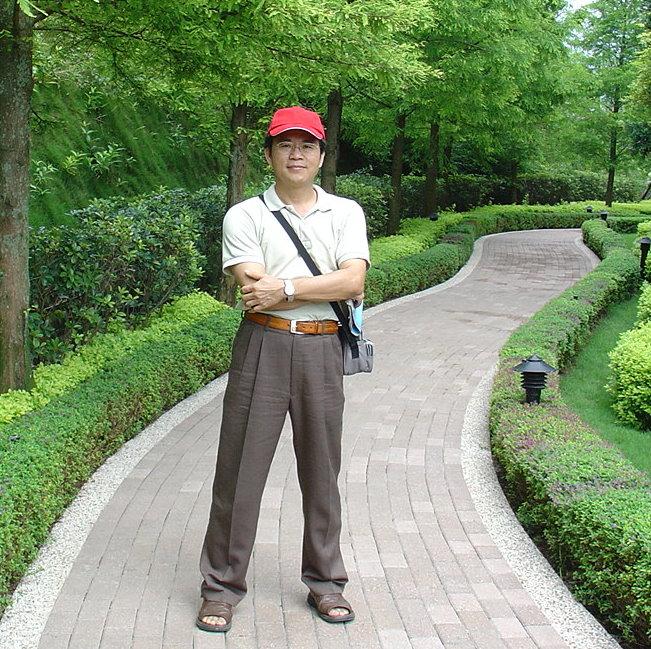 照片:羅組長慶德