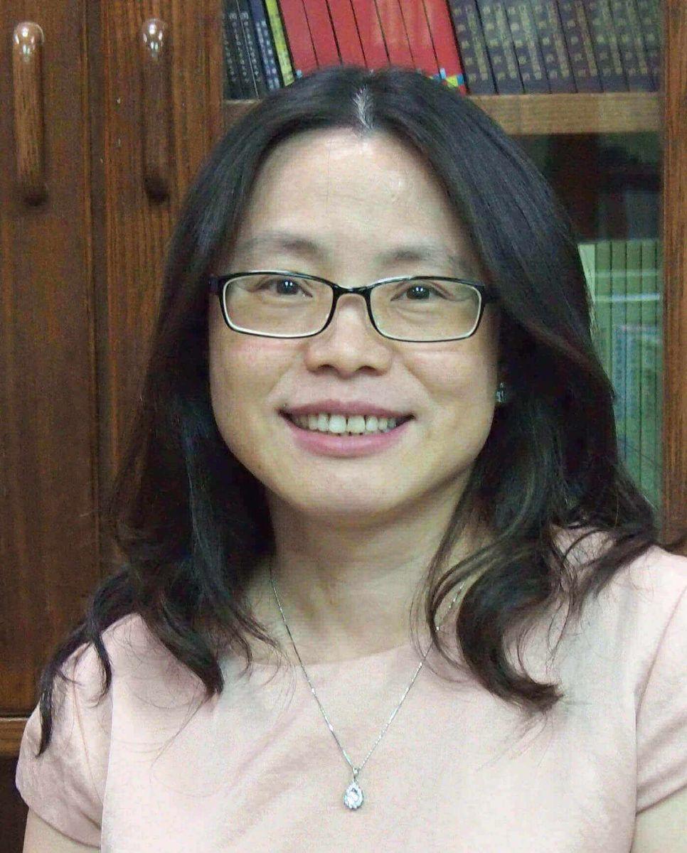 姜麗娟教授